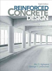Reinforced Concrete Design 8th Edition 9780132859295 0132859297