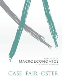 Principles of Macroeconomics 11th Edition 9780133023671 0133023672