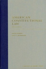 American Constitutional Law 10th Edition 9781611633528 1611633524