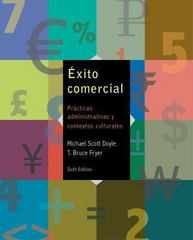 Exito comercial (with Premium Web Site Printed Access Card) 6th Edition 9781285462790 1285462793