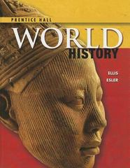 World History 1st Edition 9780133231335 013323133X