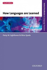 How Languages are Learned 4th Edition 9780194541268 0194541266