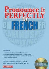 Pronounce It Perfectly in French 2nd Edition 9781438072814 1438072813