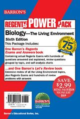 Biology Power Pack 6th Edition 9781438074344 1438074344
