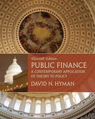 Public Finance 11th edition 9781285173955 1285173953