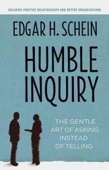 Humble Inquiry 1st Edition 9781609949815 1609949811