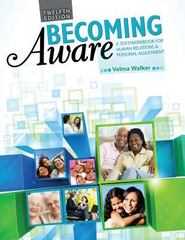 Becoming Aware 12th Edition 9781465211293 1465211292