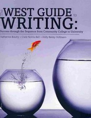 The West Guide to Writing 1st Edition 9781465212887 1465212884
