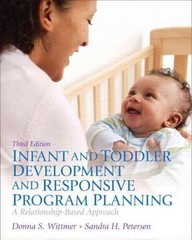 Infant and Toddler Development and Responsive Program Planning Plus Video-Enhanced Pearson eText -- Access Card Package 3rd Edition 9780133388763 013338876X