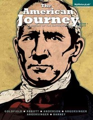 The American Journey 7th edition 9780205960965 0205960960
