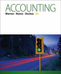 Accounting 26th Edition 9781285743615 128574361X
