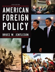 American Foreign Policy 5th Edition 9780393904789 0393904784