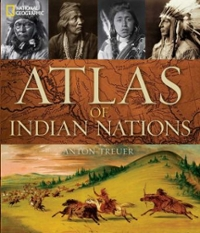 Atlas of Indian Nations 1st Edition 9781426211607 1426211600