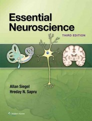 Essential Neuroscience 3rd Edition 9781451189681 1451189680