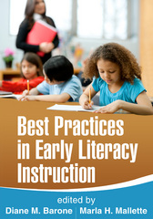 Best Practices in Early Literacy Instruction 1st Edition 9781462511563 1462511562