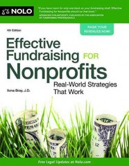 Effective Fundraising for Nonprofits 4th Edition 9781413319231 1413319238