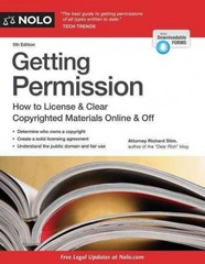 Getting Permission 5th Edition 9781413319330 1413319335