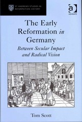The Early Reformation in Germany 1st Edition 9781317034872 1317034872