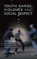 Youth Gangs, Violence and Social Respect 1st Edition 9781137333841 1137333847
