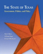 The State of Texas: Government, Politics, and Policy 1st Edition 9780078024825 007802482X