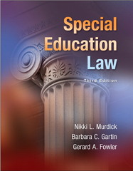 Special Education Law 3rd Edition 9780133123333 0133123332