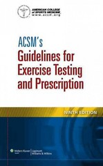 ACSM Health and Fitness Specialist Study Kit 4th edition 9781469834283 1469834286