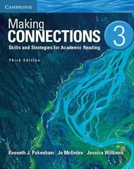 MAKING CONNECTIONS LEVEL 3 STUDENT'S BOOK 3RD EDITION 3rd Edition 9781107673014 1107673011