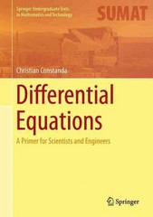 Differential Equations 1st Edition 9781461472964 1461472962