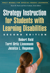 Strategy Instruction for Students with Learning Disabilities, Second Edition 2nd Edition 9781462512201 1462512208