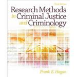 Research Methods in Criminal Justice and Criminology 9th Edition 9780133008616 0133008614