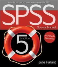 SPSS Survival Manual 5th Edition 9780335262588 0335262589