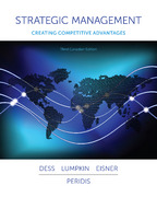 Strategic Management (Canadian Edition) 3rd edition 9781259088445 1259088448
