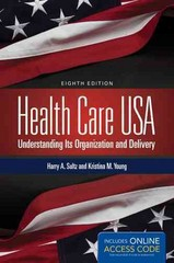 Health Care USA 8th Edition 9781284029888 1284029883