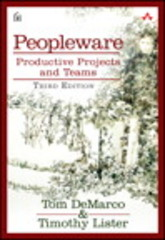 Peopleware 3rd Edition 9780321934116 0321934113
