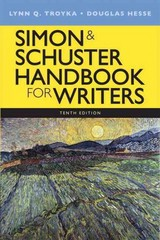 Simon & Schuster Handbook for Writers Plus NEW MyCompLab with eText -- Access Card Package 10th edition 9780321928184 0321928180