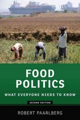 Food Politics 2nd Edition 9780199322404 0199322406