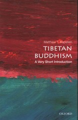 Tibetan Buddhism:  A Very Short Introduction 1st Edition 9780199735129 0199735123