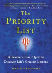 The Priority List 1st Edition 9781476743448 1476743444