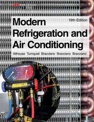 Modern Refrigeration and Air Conditioning 19th Edition 9781619601994 1619601990