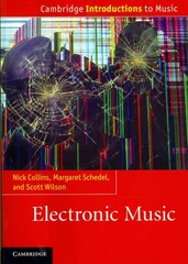 Electronic Music 1st Edition 9781107648173 1107648173