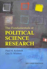 The Fundamentals of Political Science Research 2nd edition 9781107621664 1107621666