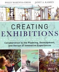 Creating Exhibitions 1st Edition 9781118306345 1118306341