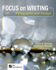 Focus on Writing 3rd Edition 9781457633270 1457633272