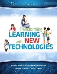 Transforming Learning with New Technologies Plus NEW MyEducationLab with Video-Enhanced Pearson eText -- Access Card 2nd Edition 9780133389043 0133389049