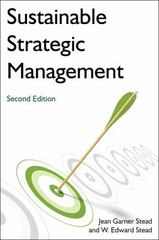 Sustainable Strategic Management 2nd Edition 9780765635457 0765635453