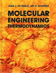 Molecular Engineering Thermodynamics 1st Edition 9780521765626 0521765625