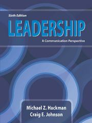 Leadership 6th Edition 9781478602590 1478602597