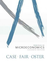 Principles of Microeconomics 11th Edition 9780133024166 0133024164