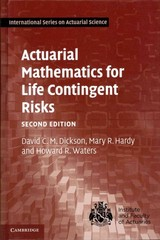 Actuarial Mathematics for Life Contingent Risks 2nd Edition 9781107044074 1107044073