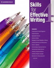 Skills for Effective Writing Level 4 Student's Book 1st Edition 9781107613577 1107613574